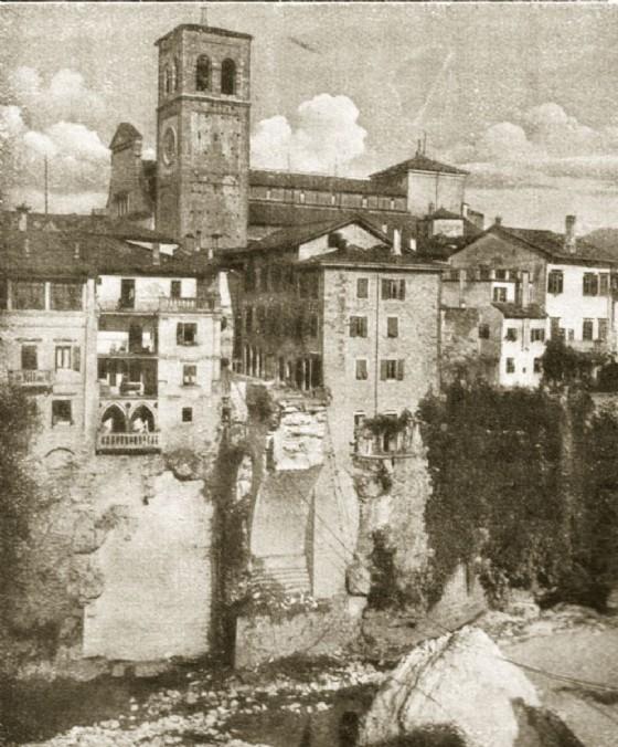 Cividale ricorda i 100 anni dalla distruzione del Ponte del Diavolo