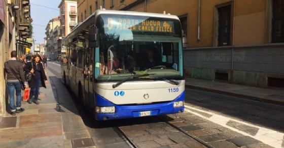Doppio guasto in due giorni per i bus della linea 6 (© Alessio Sanna)