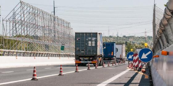A34 chiusa per lavori di Terna
