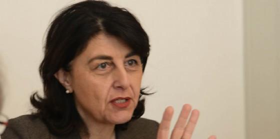 L'assessore regionale Mariagrazia Santoro (© Diario di Trieste)