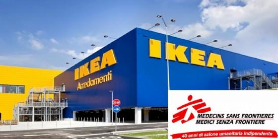 Ikea Italia sostiene Medici Senza Frontiere