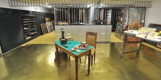 Gorizia, porte aperte al caveau della Fondazione CariGo