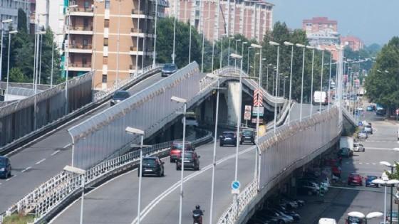 Modifiche viabilità in via Stradella per il tunnel di corso Grosseto (© Comune Torino)