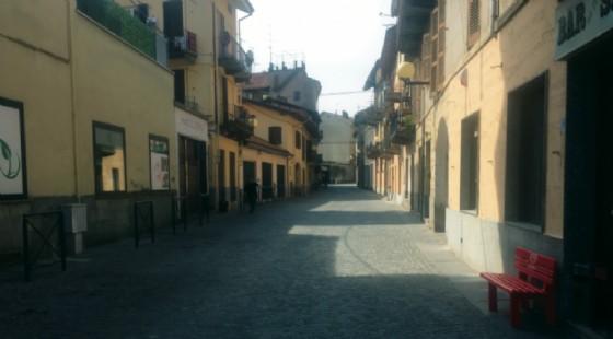 Via Rosazza (© Comune di Biella)