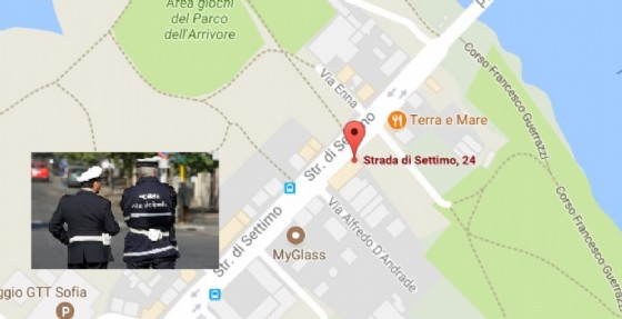 Incidente in strada Settimo