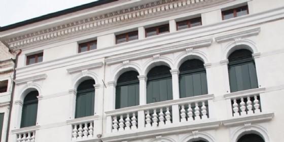 Recuperata la Facciata di Palazzo Tinti (© Comune di Pordenone)
