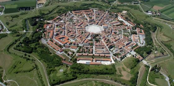 424 candeline per Palmanova: tanti auguri! (© Regione Friuli Venezia Giulia)