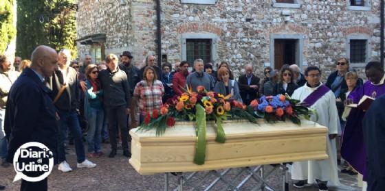 Il Friuli ha salutato per l'ultima volta Luciano Lunazzi
