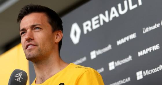 Sainz da Austin con la Renault Kvyat torna sulla Toro Rosso