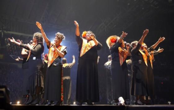 Harlem Gospel Choir (© Il Rossetti)
