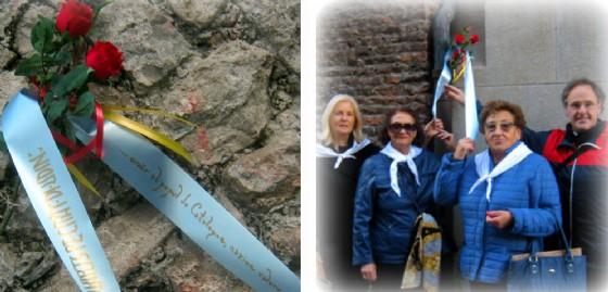 Sulle mura di Udine l'omaggio alla Catalogna, «nazion valorose»