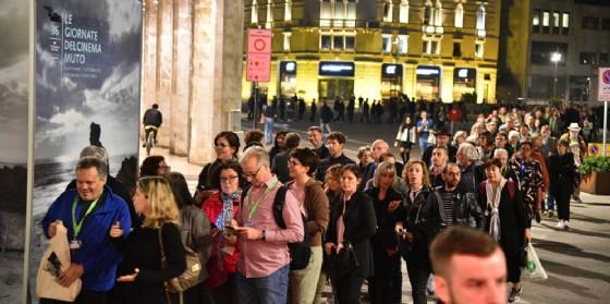 Pordenone capitale del Muto, chiusa con successo l'edizione 2017 (© Cineteca del Friuli)