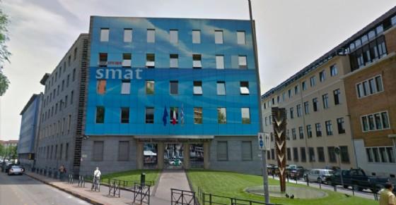 La sede Smat a Torino (© Diario di Torino)