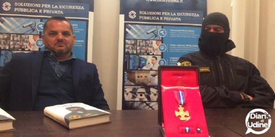 Il comandante Alfa arriva nelle scuole di Udine ed è 'tutto esaurito' (© Diario di Udine)