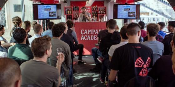 Campari Academy sbarca a Udine con il suo Truck (© Campari Academy)