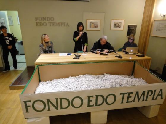 Ogni anno il Fondo organizza una lotteria con migliaia di biglietti venduti (© Fondo Edo Tempia)