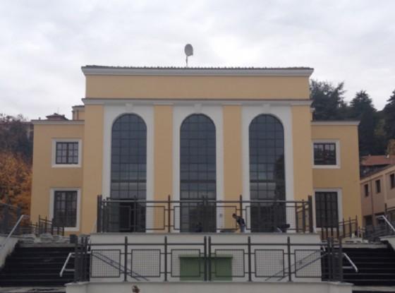 La nuova biblioteca (© Diario di Biella)