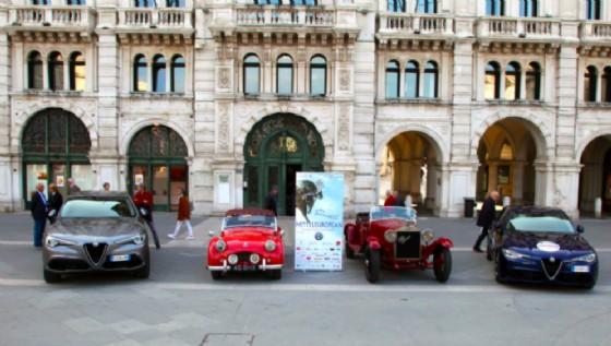 Seconda edizione di Mitteleuropean Race (© Comune di Trieste)