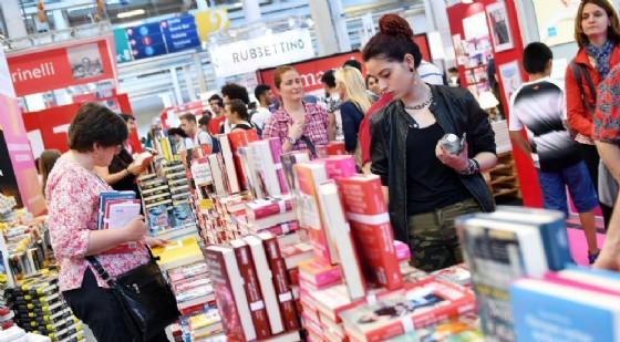 Salone del Libro di Torino (© Ansa Foto)