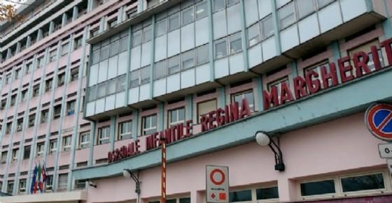 L'ospedale Regina Margherita (© ANSA)