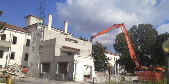 Giù il vecchio ospedale di Palmanova: al suo posto 40 appartamenti e servizi socio-sanitari (© Comune di Palmanova)