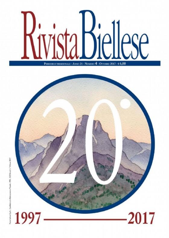 Copertina speciale per il ventesimo compleanno (© Diario di Biella)
