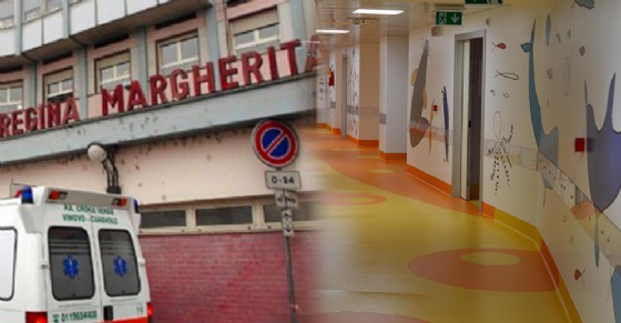 Ospedale Regina Margherita di Torino (© Diario di Torino)