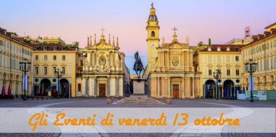 Torino, 7 cose da fare venerdì 13 ottobre (© Boris Stroujko - shutterstock.com)