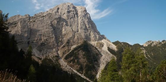 Recuperato escursionista pordenonese disperso sulle pendici del Monte Sernio (© Claudio di escursionilunapiena)