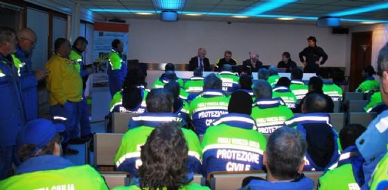 A Udine arriva la campagna nazionale per le buone pratiche di Protezione Civile (© Protezione Civile Fvg)