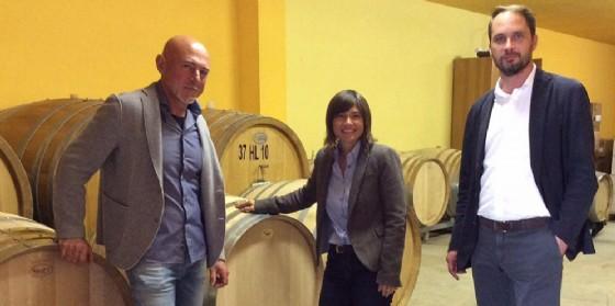 Vino: Serracchiani-Shaurli, Fvg è la regione italiana con più export (© Regione Friuli Venezia Giulia)