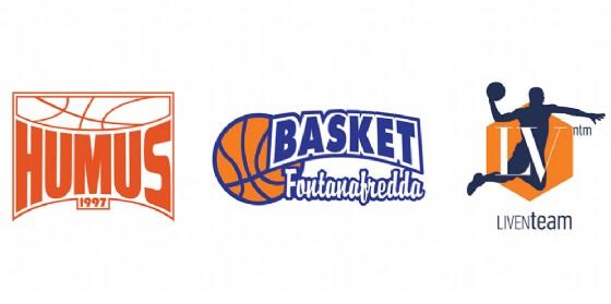 Humus Basket Sacike sigla due patti di collaborazione (© Humus Basket Sacile)
