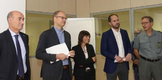 Forestali: Serracchiani e Shaurli accolgono 7 nuove guardie
