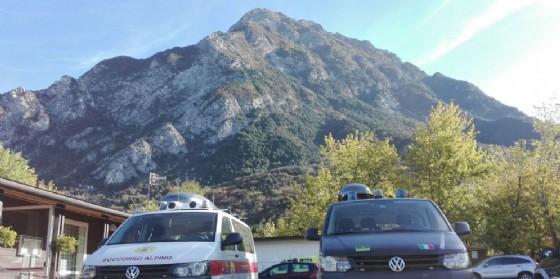 Ritrovato senza vita il 30enne disperso sul Monte Chiampon (© Soccorso Alpino)