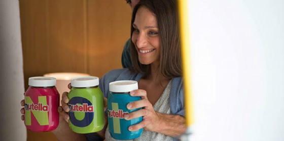 Nuovo spot per 'Nutella': fra i protagonisti anche una friulana (© Ruth Morandini Fan Page Facebook)