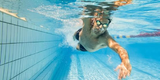 """Partiranno il 6 novembre, alla piscina comunale """"Bruno Bianchi"""", i corsi gratuiti di nuoto e tuffi (© Diario di Trieste)"""