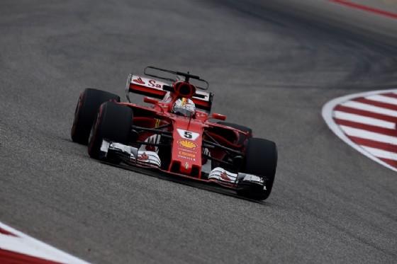 Formula Uno, Vettel ci crede: