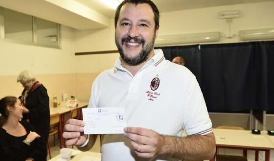 Referendum: Salvini, lezione democrazia, vinti poteri forti