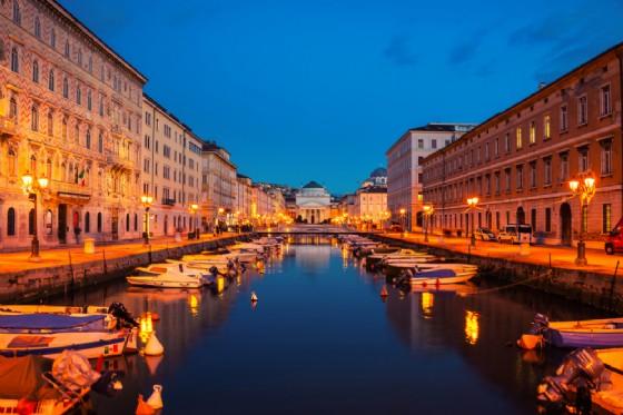 Trieste, ecco cosa fare mercoledì 25 ottobre (© Shutterstock.com)