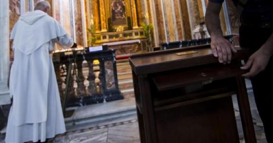 Sacerdote 70enne sventa il furto in casa parrocchiale - Immagine di repertorio