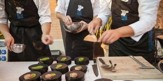 Lunch Show di Friuli Venezia Giulia Via dei Sapori nella Cantina Jermann a Ruttars