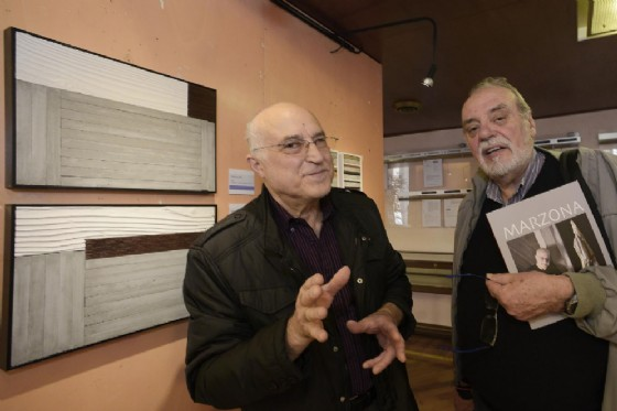 A Trieste la mostra 'Nostalgie senza rimpianti' di Renzo Marzona