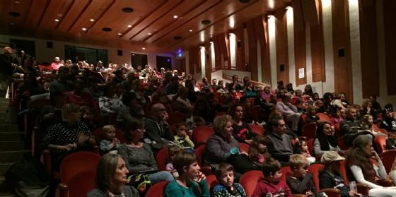 Successo a Gorizia per le 'pecorelle' di Altan, sold out al Bratuz e lunghi applausi (© Centro Teatro Animazione e figure)