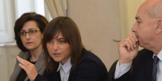 Ferriera, Serracchiani: «Se le azioni dell'azienda sono inefficaci rimane la diffida» (© Regione Friuli Venezia Giulia)