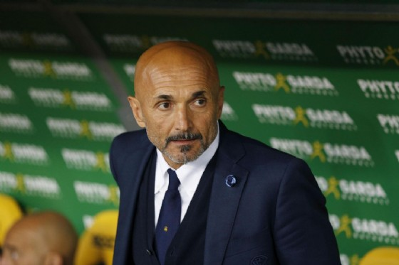 Luciano Spalletti, allenatore dell'Inter