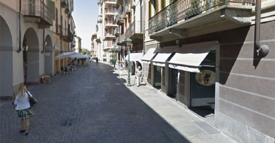 Via Torino a Chivasso (© Google Street View)