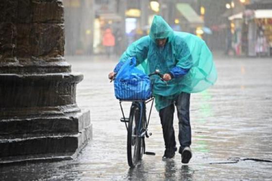 Nel fine settimana torna la pioggia (© ANSA)