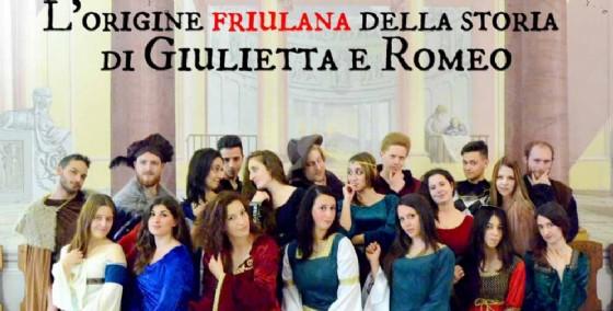 L'origine friulana della storia di Giulietta e Romeo in scena a Gorizia (© Gruppo Teatrale Universitario Udine)