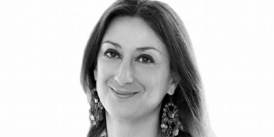 Premio alla memoria per la giornalista Daphne Caruana Galizia