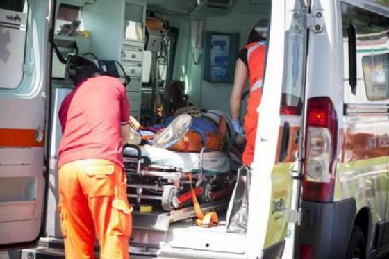 Ambulanza (© ANSA)
